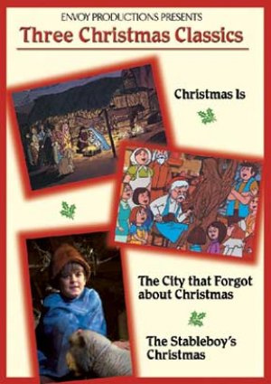 Three Christmas Classics DVD