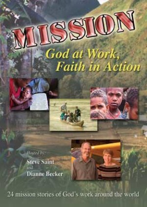 Mission: God At Work, Faith In Action DVD