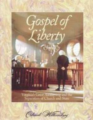 Gospel Of Liberty DVD