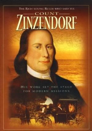 Count Zinzendorf DVD