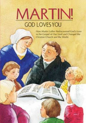 Martin! God Loves You DVD
