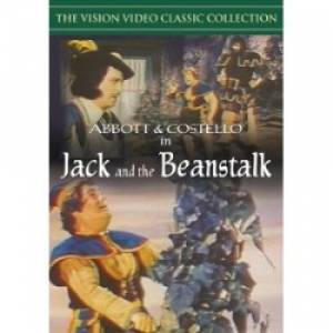 Jack And The Beanstalk DVD