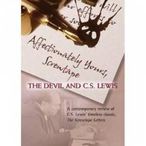 Affectionately Yours, Screwtape: The Devil and C.S. Lewis DVD