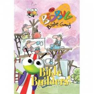 Bedbug Bible Gang: Bible Builders DVD