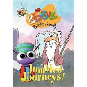 Bedbug Bible Gang: Jumbled Journeys DVD