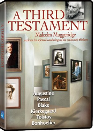 Malcolm Muggeridge's A Third Testament Double DVD