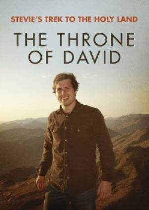 Stevie's Trek To The Holy Land: The Throne Of David DVD