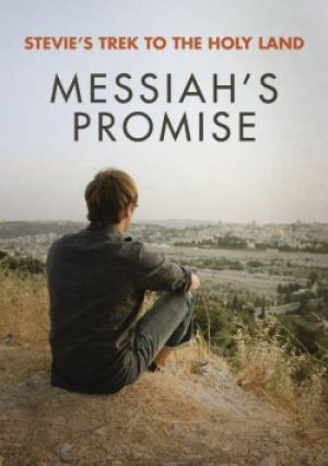Stevie's Trek To The Holy Land: Messiah's Promise DVD