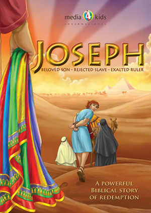Joseph: Beloved Son, Rejected Slave, Exalted Ruler DVD