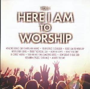 Here I Am to Worship Vol1 CD