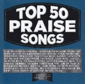 Top 50 Praise Songs Blue CD