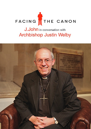 Facing The Canon With Archbishop Justin Welby DVD