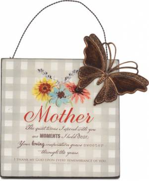 PLAQUE MOTHER MINI