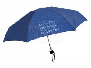 Folding Umbrella Serenity Courag