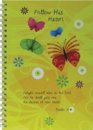 Journal: Follow His Heart