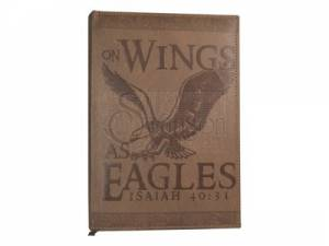 Journal: Wings As Eagles