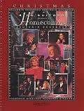 Homecoming Souvenir Christmas Songbook