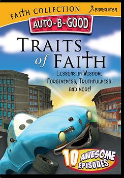 Auto-B-Good Traits of Faith DVD