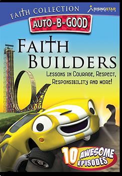 Auto-B-Good Faith Builders DVD