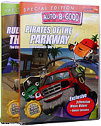 Auto-B-Good: Rules Of The Road + Pirates Of The Parkway Double DVD