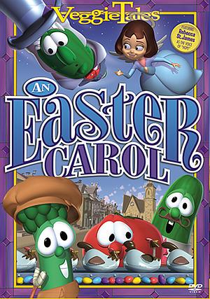 An Easter Carol - VeggieTales DVD