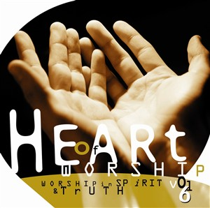 Heart of Worship Volume 6 CD