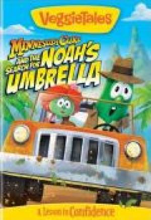 Minnesota Cuke and the Search for Noahs Umbrella