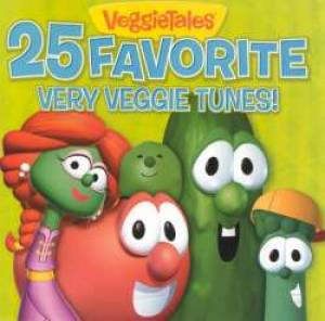 25 Favourite Very Veggie Tunes CD