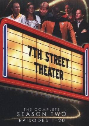 7th Street Theatre Season Two Dvd