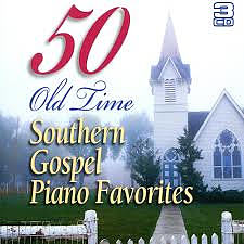 50 Old Time Southern Gospel Piano Favourites 3CD
