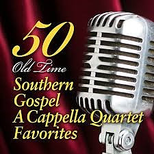 50 Old Time Southern Gospel Acapella 3CD