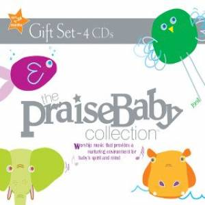 Praise Baby Collection 4 CD Gift Set
