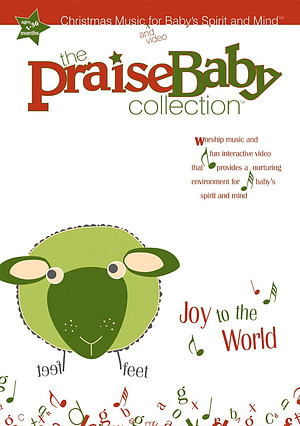 Praise Baby Collection 4 DVD Gift Set