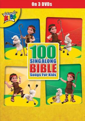 Kids Classics: 100 Singalong Bible Songs for Kids