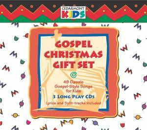 Cedarmont Kids: Gospel Christmas Gift Set (Triple CD Set)