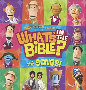 What's In The Bible - The Songs!