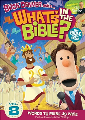 What's In The Bible 8 DVD