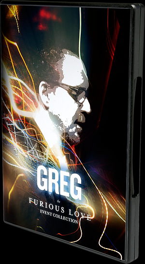 Greg Boyd: The Furious Love Event Collection