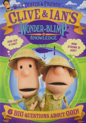 Clive and Ian's Wonder-Blimp of Knowledge