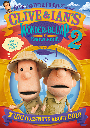 Clive & Ian's Wonder Blimp of Knowledge 2