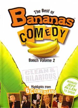 Best Of Bananas Comedy Vol 2 Dvd