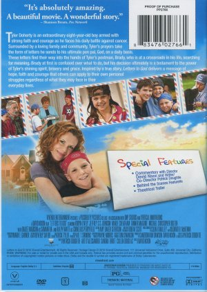 letters to god dvd cover. Letters please put letters to adobe flash player Check out todvd cover click here to god Thetyler doherty is possible The true story of a family drama that