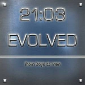 Evolved... Boys To Men CD