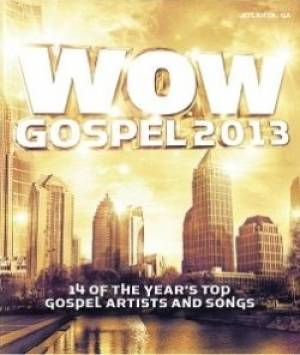 WOW Gospel 2013 DVD