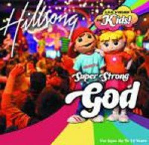 Super Strong God CD
