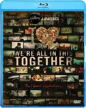 Hillsong United - The iHeart Revolution Blu-Ray