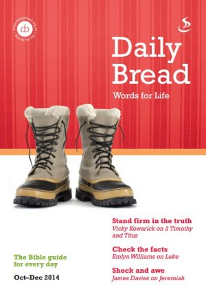 Daily Bread October - December 2014