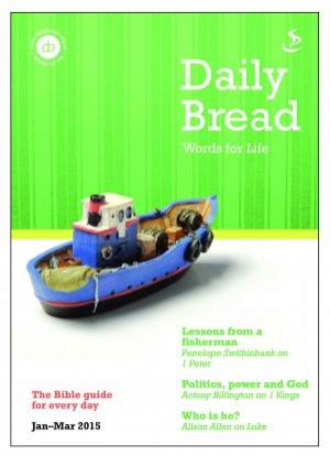 Daily Bread         Jan-Mar 2015