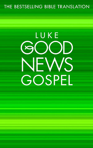 Good News Bible Gospel: Luke Pack of 10