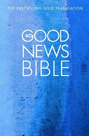 Good News Bible Compact Bible: Hardback, Anglicised
